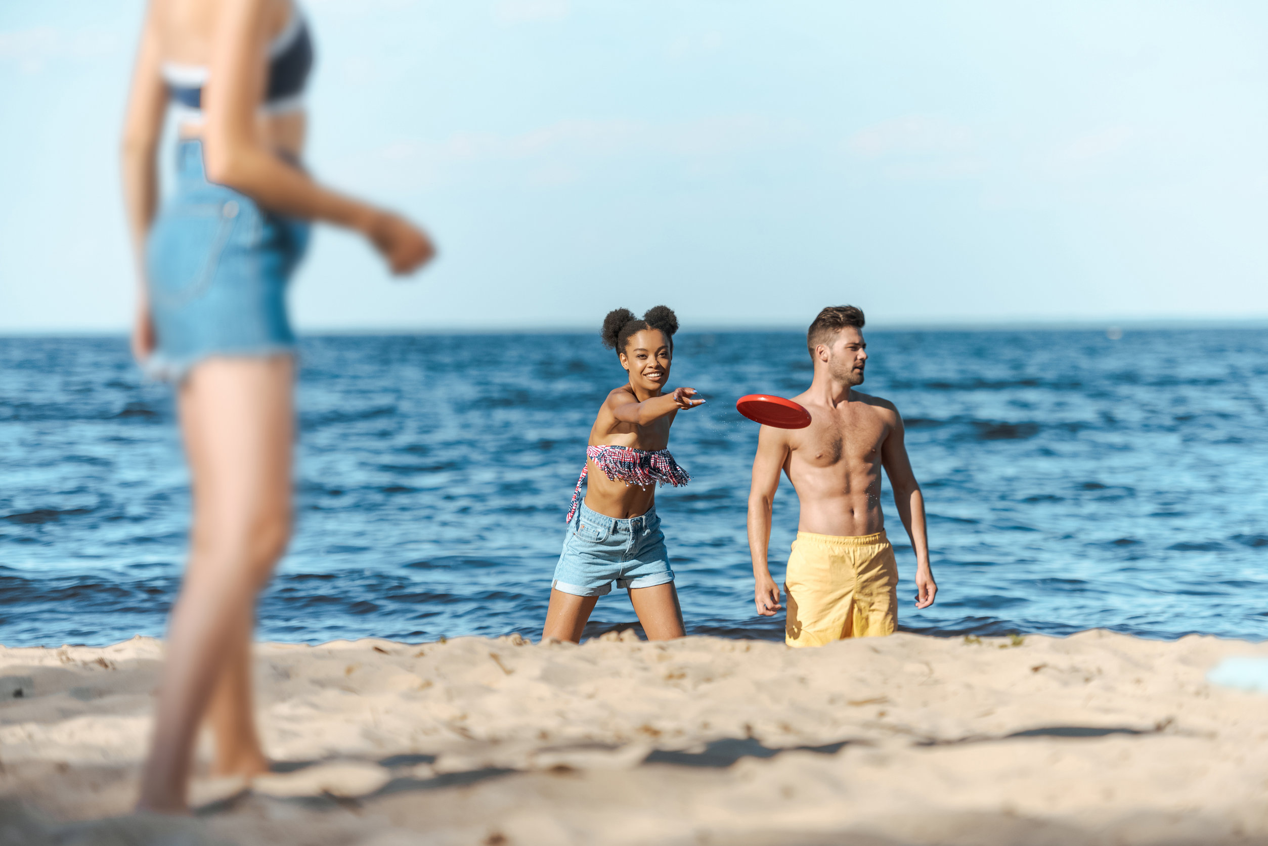 teen beach games