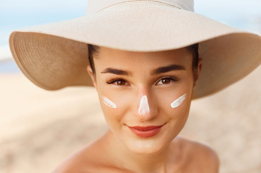 best face sun protection strategies for the beach