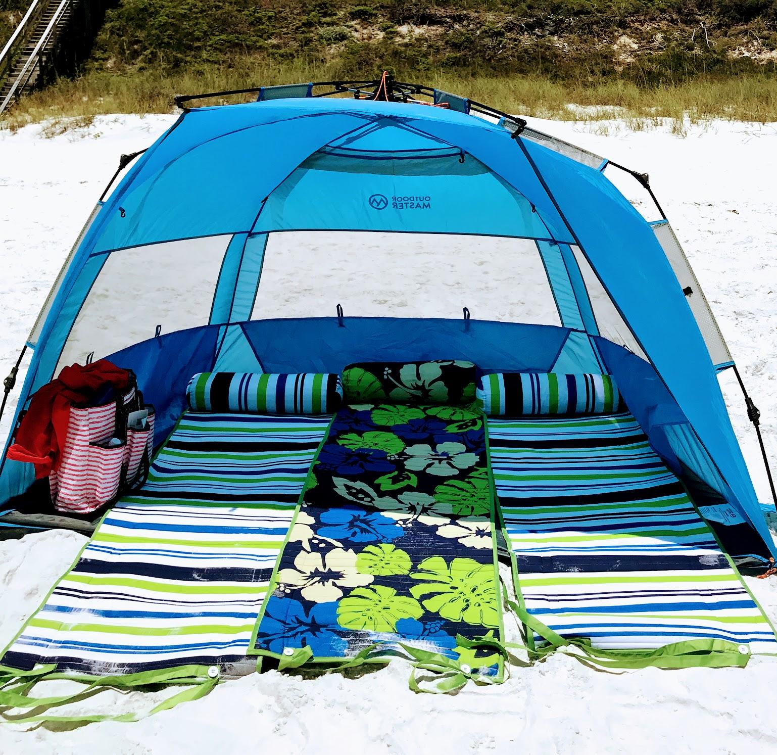 roll up beach mat