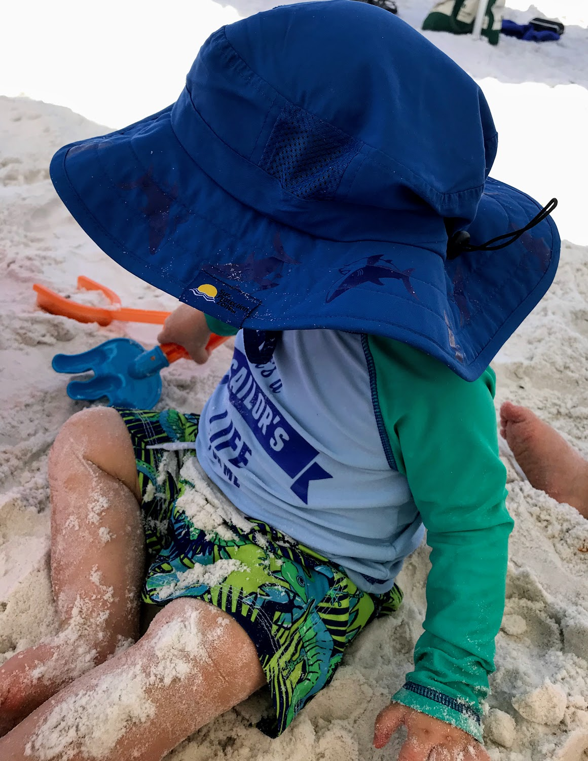 sun protection for toddlers
