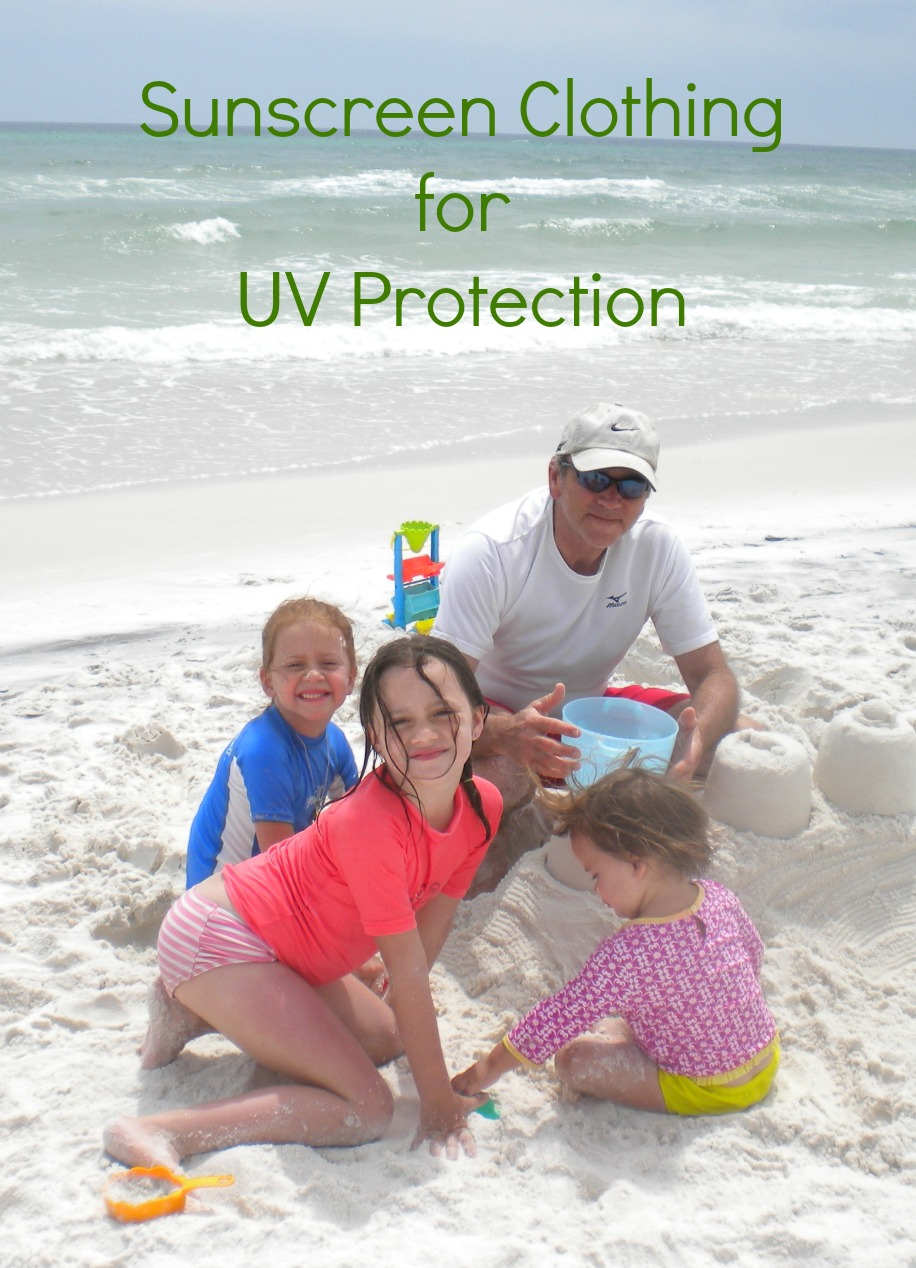 sunscreen clothing