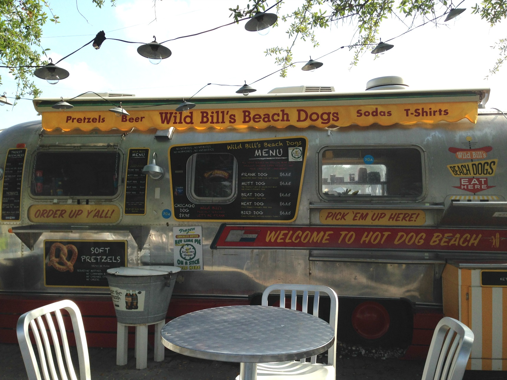 Seaside Florida food trucks