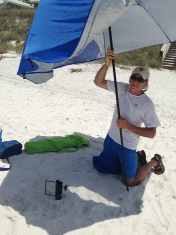 beach umbrella holders and stands