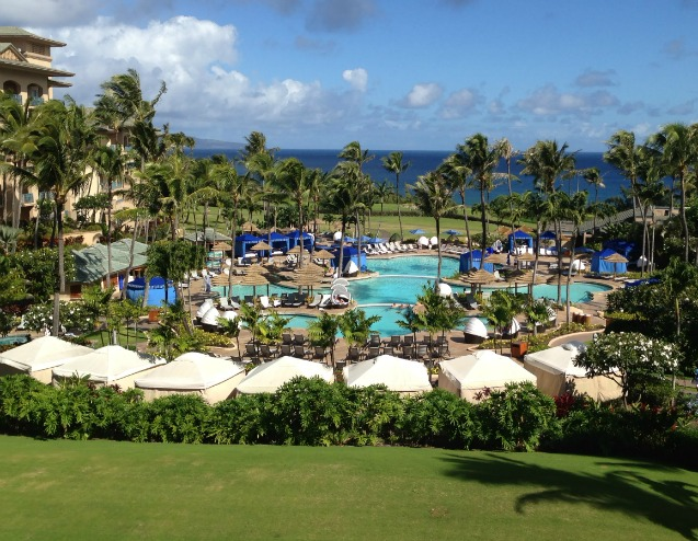 Maui Hawaii resorts