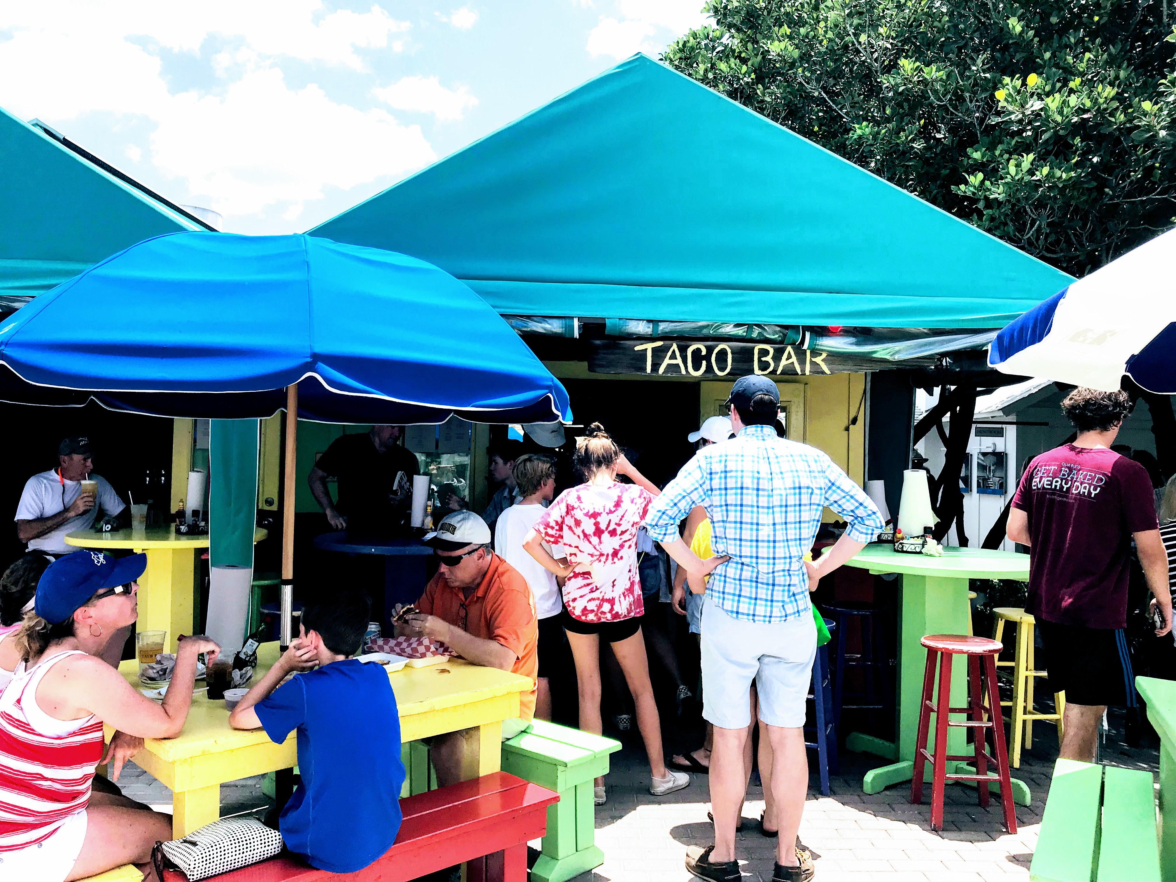 seaside florida restaurants