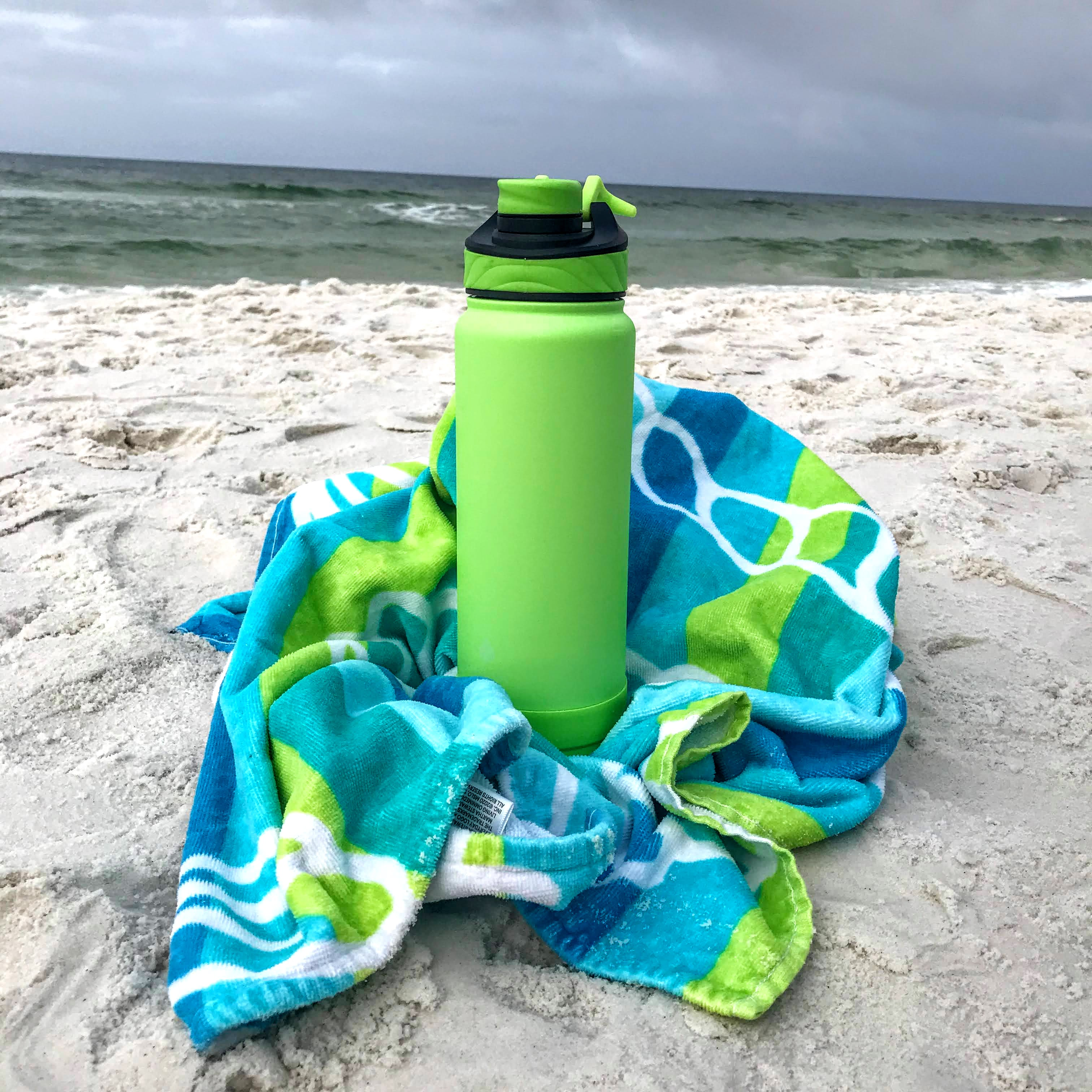 prevent dehydration at the beach