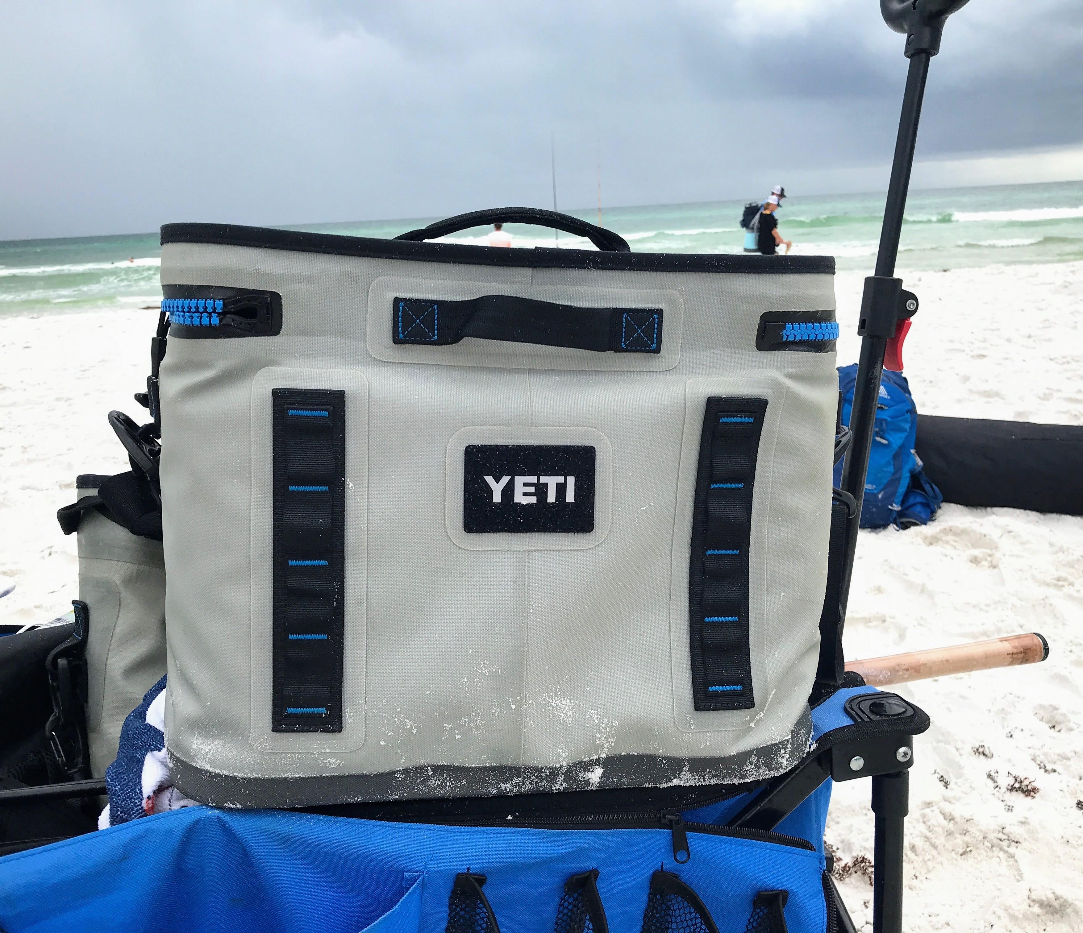 yeti beach bag cooler