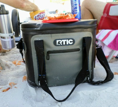 deluxe soft sided cooler bags