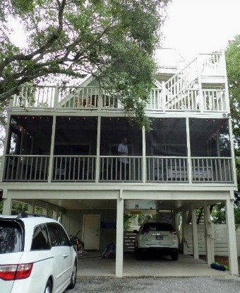 beach vacation house rentals