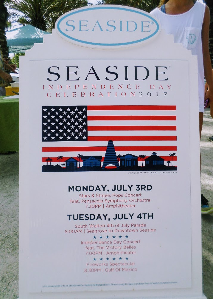 seaside florida fourth of july