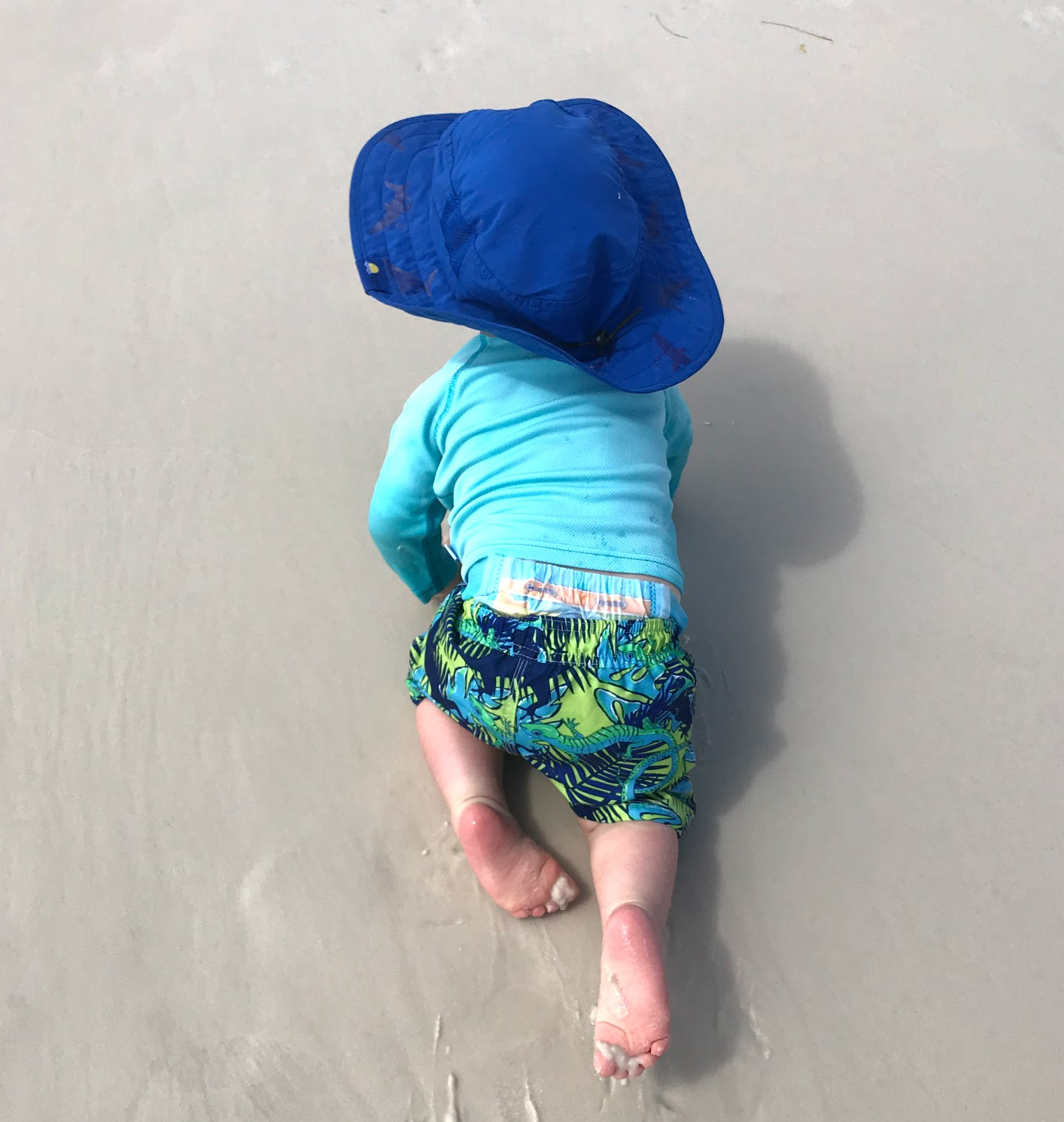 baby sun protection clothing