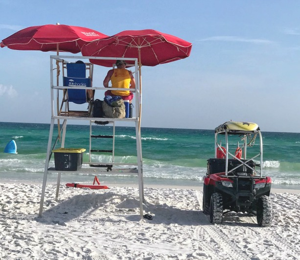 beach vacation safety tips