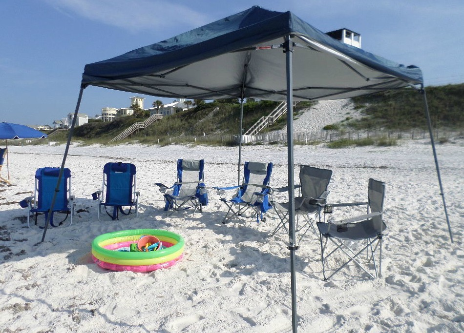 beach canopy tents