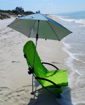 clamp on beach umbrella