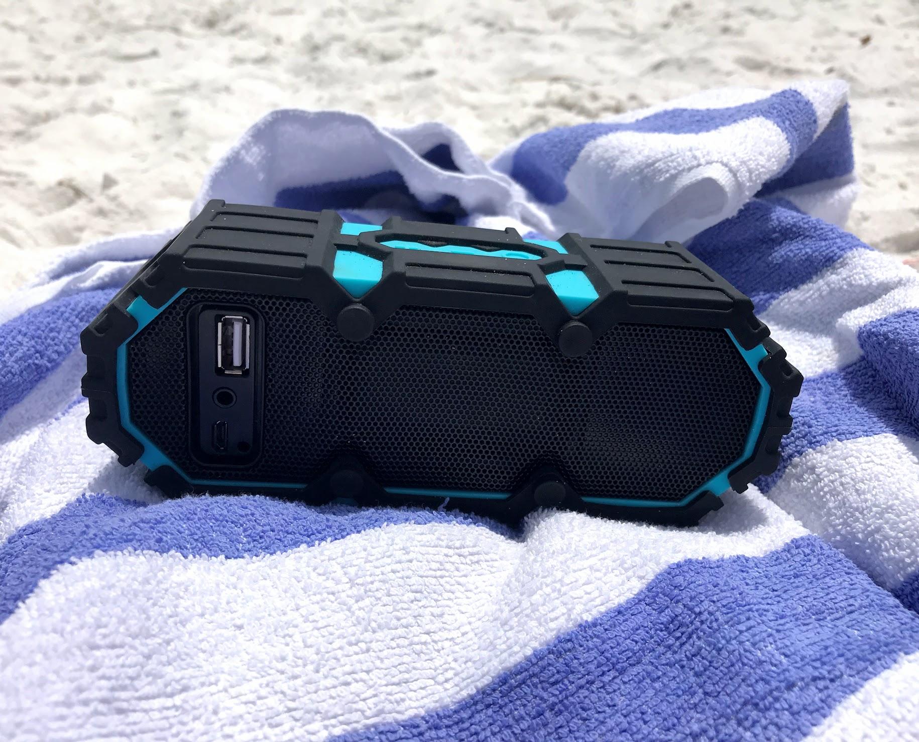 beach speakers