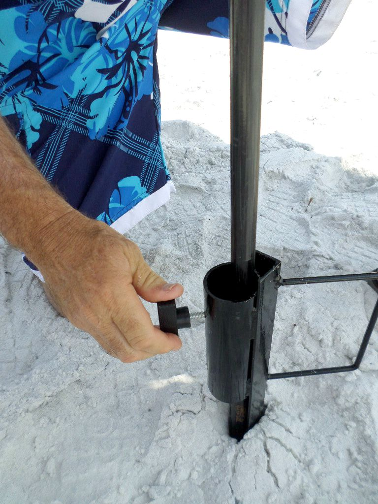 Beach Umbrella Stand