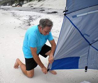 sport brella beach umbrella