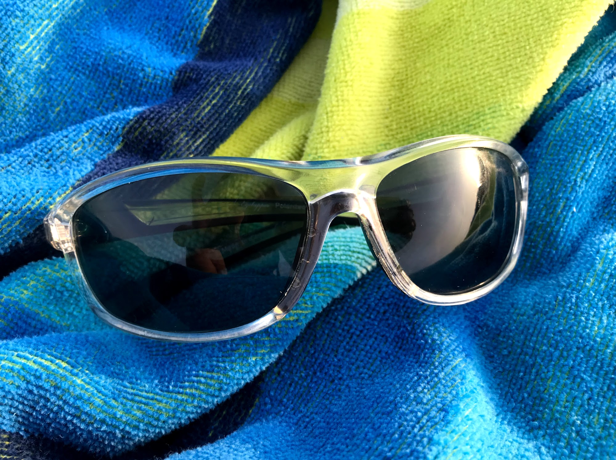 polarized wrap around sunglasses