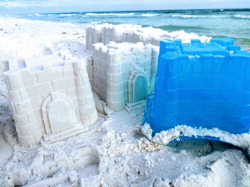 sand castle building kits