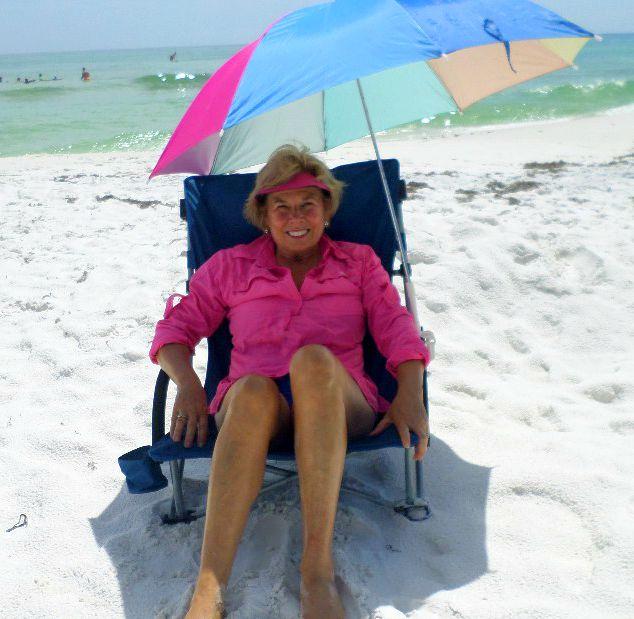 beach chair accessories