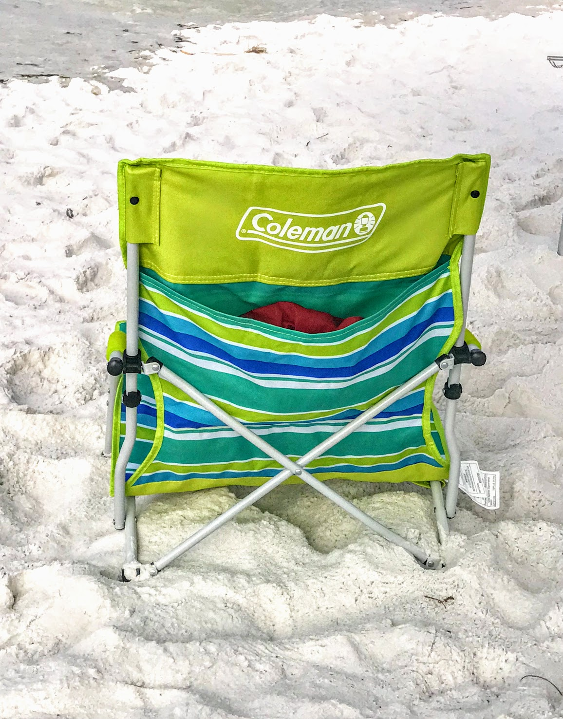 sling beach chair