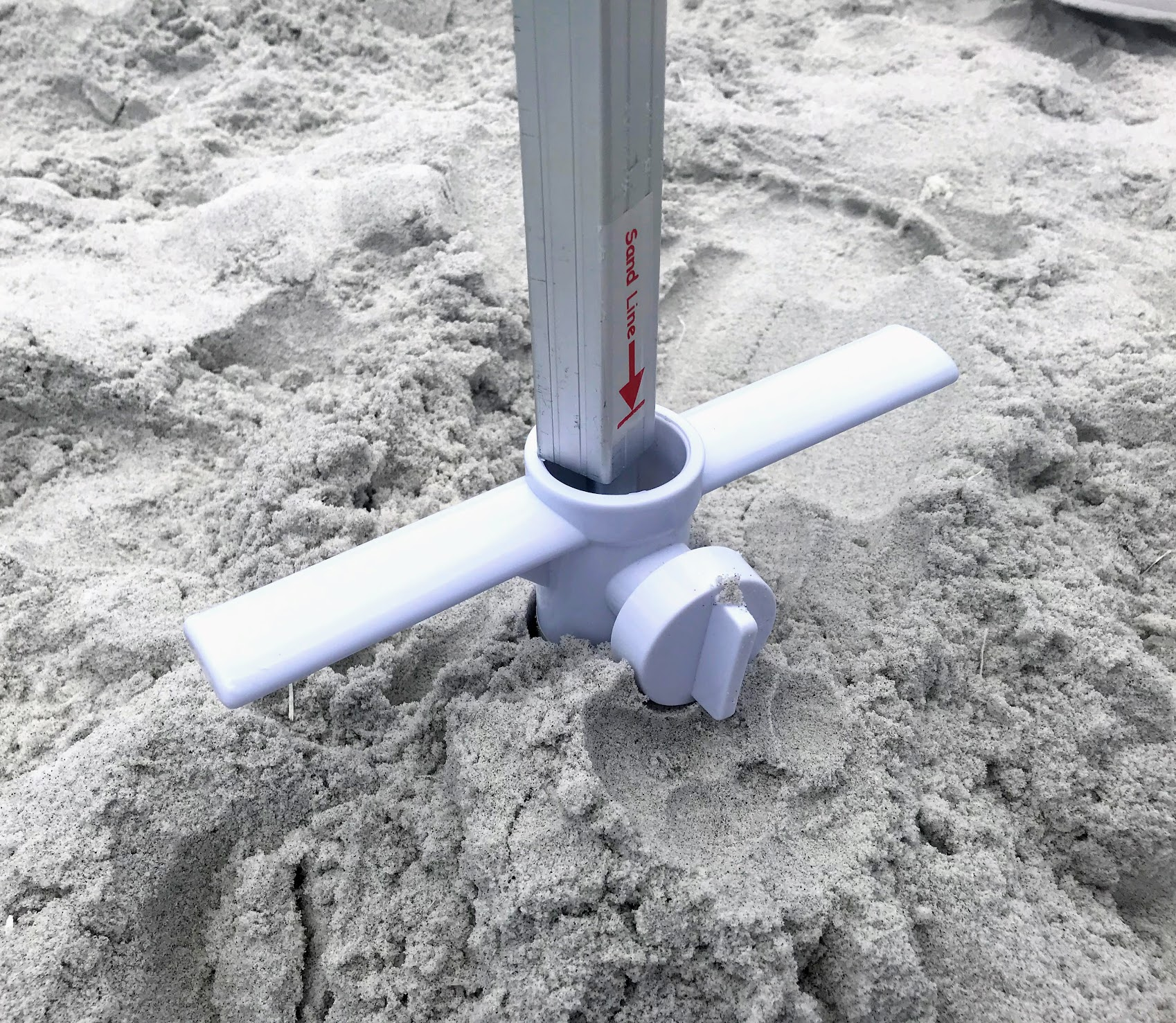 sand anchor