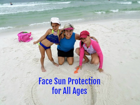 face sun protection