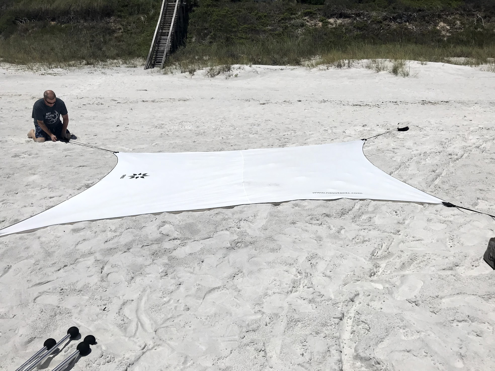 beach sun shade canopy