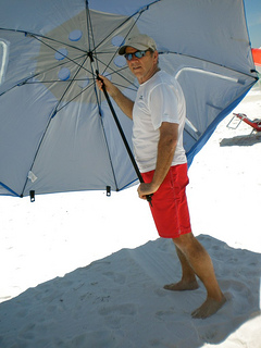 super brella beach umbrella