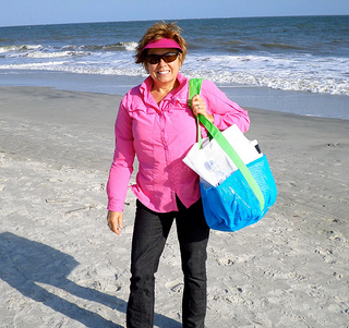 beach bag totes