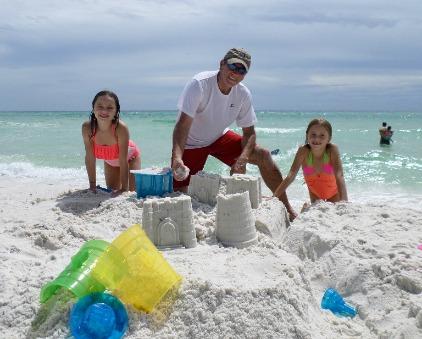 sand castle molds