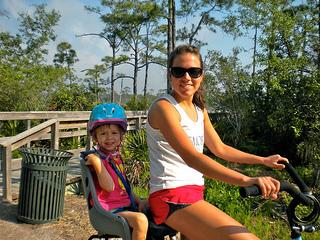 seaside florida biking