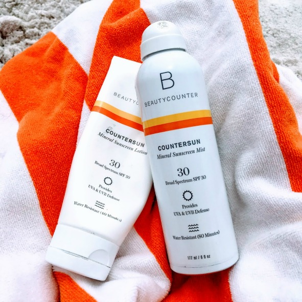 best sunscreen lotion with safer ingredients
