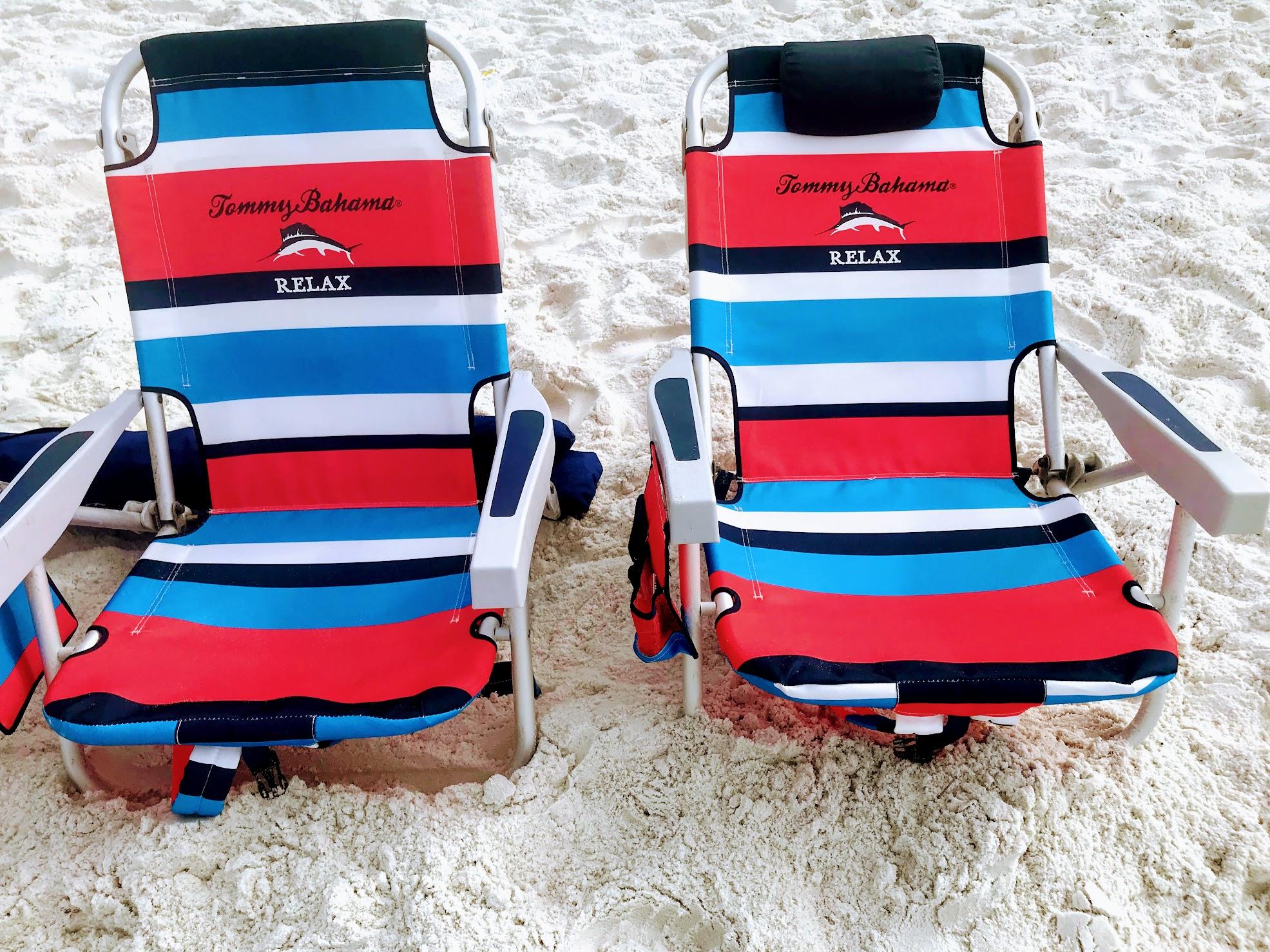 aluminum beach chairs