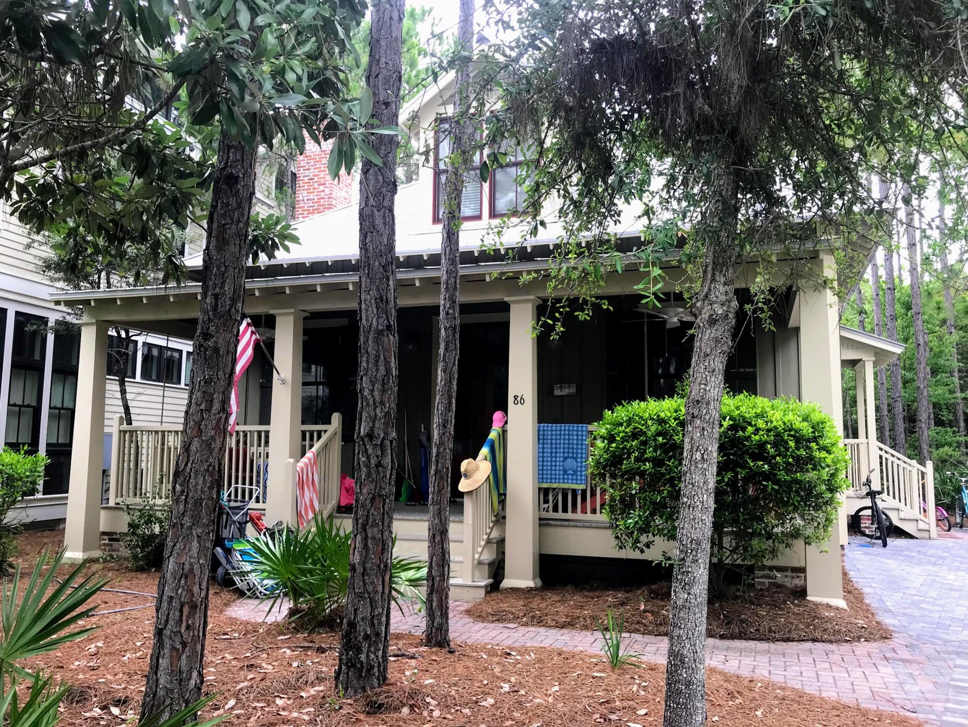 Watercolor Florida vacation rentals
