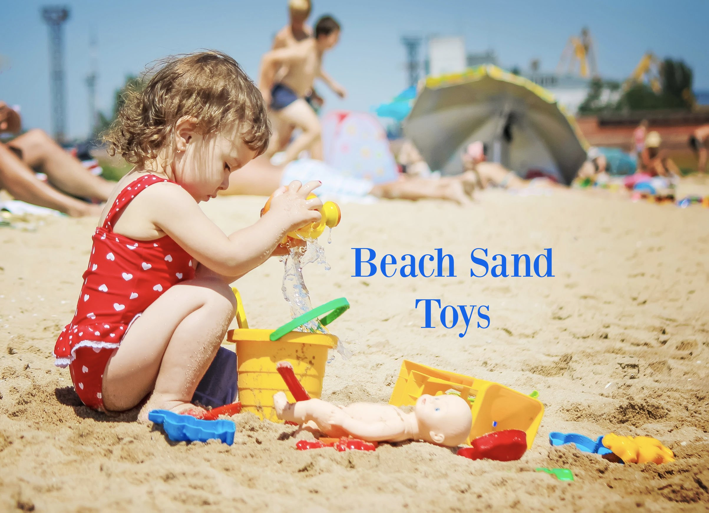 beach sand toys for toddlers