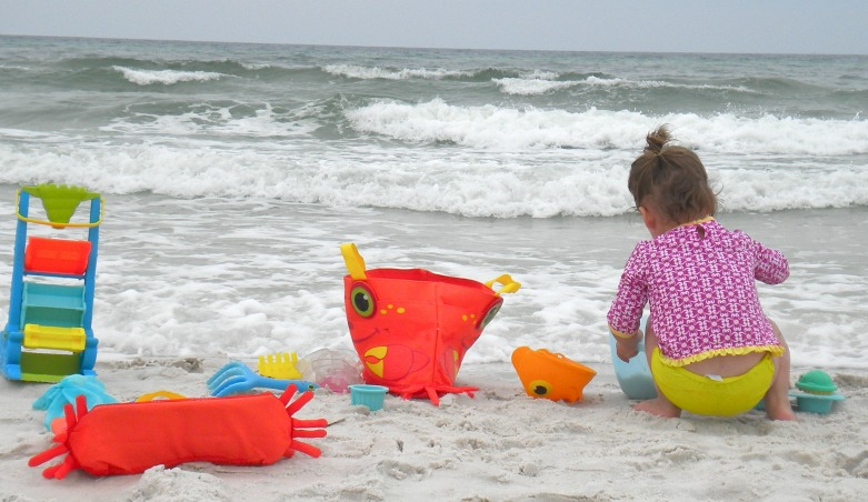 toddler beach toys