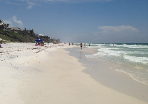 seaside beach florida