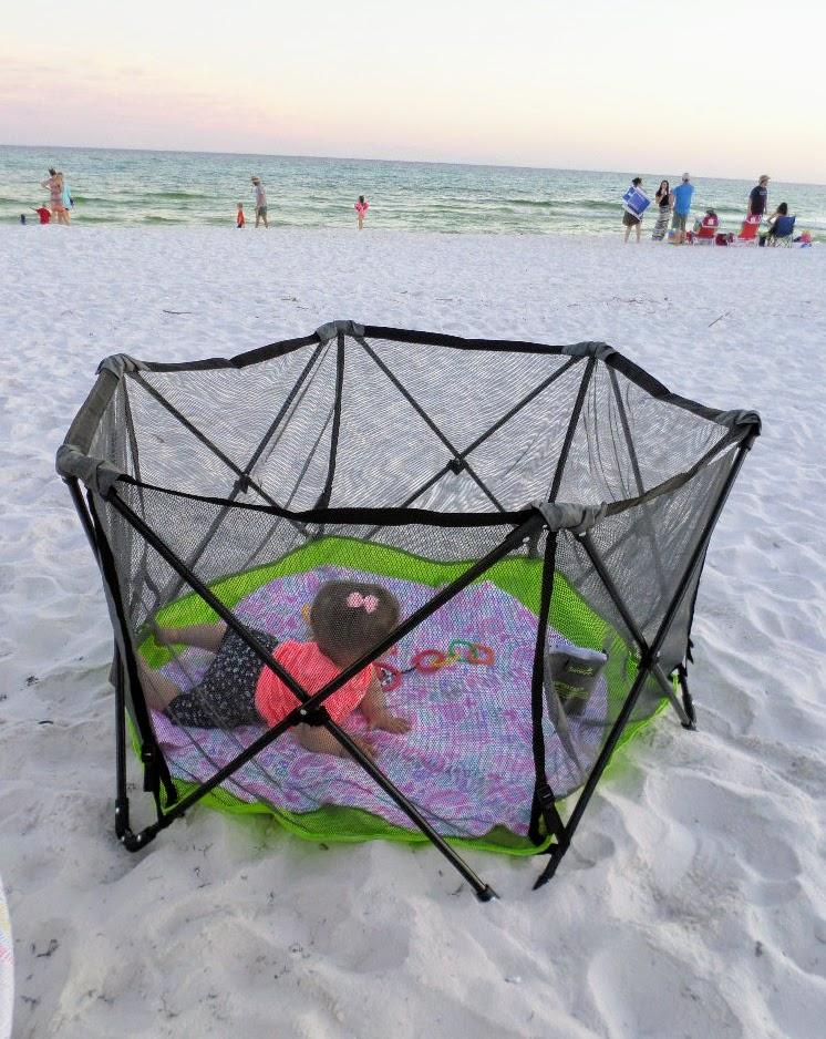 baby beach gear