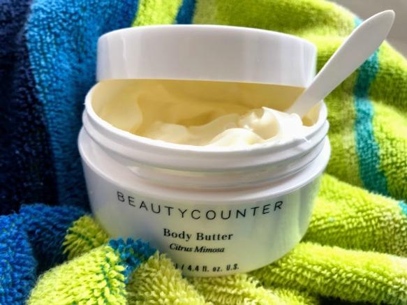 after sun body butter