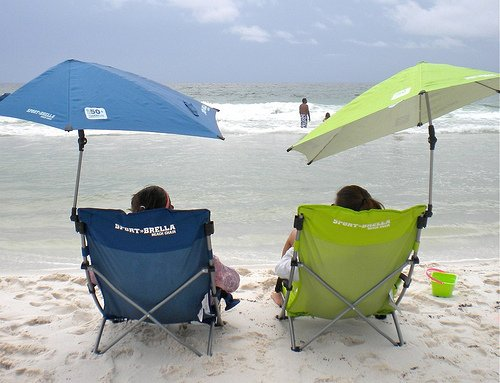 best beach chair with umbrella