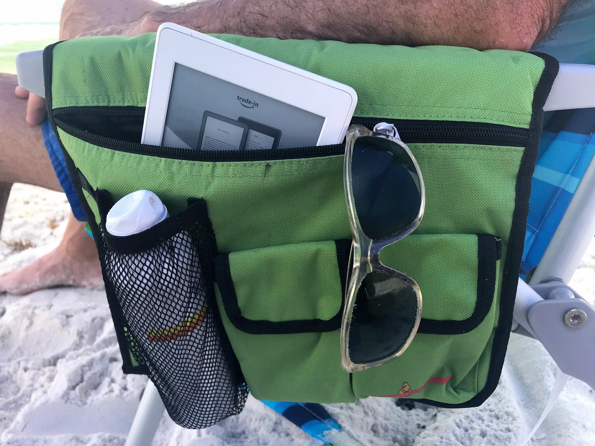 beach chair accessories