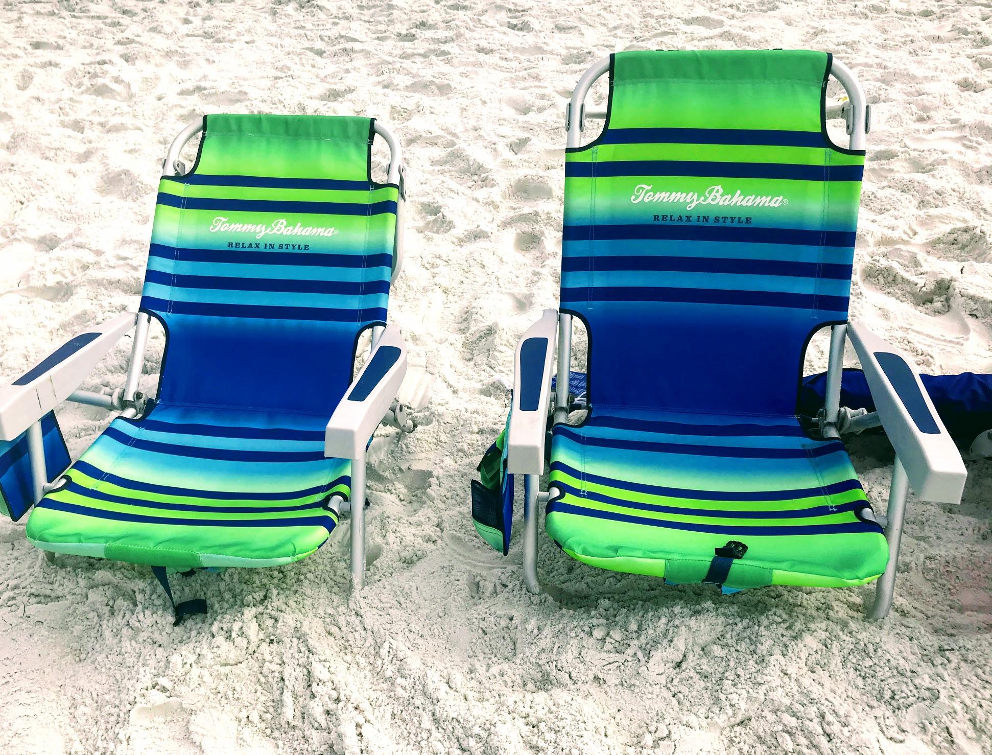 Tommy Bahama Beach Chair set